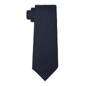 Corbata Chopard Ginebra - Azul Marino/ Azul Claro