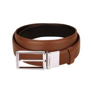 Cinturon Chopard L.U.C en Cuero reversible - Hombre