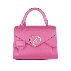 Cartera Chopard Happy Hearts Lady - Pink
