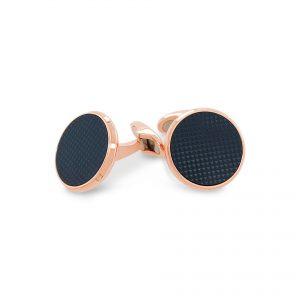 Mancornas Cartier Espirales Oro Rosa