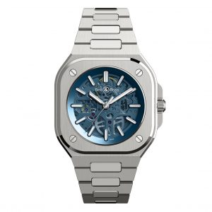 Reloj Bell&Ross BR 05 SKELETON BLUE Edicion limitada