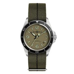Reloj Bell&Ross BR V2-92 MILITARY GREEN