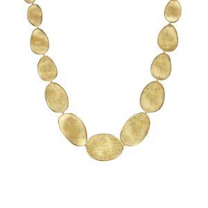 Collar Marco Bicego Lunaria Oro Amarillo