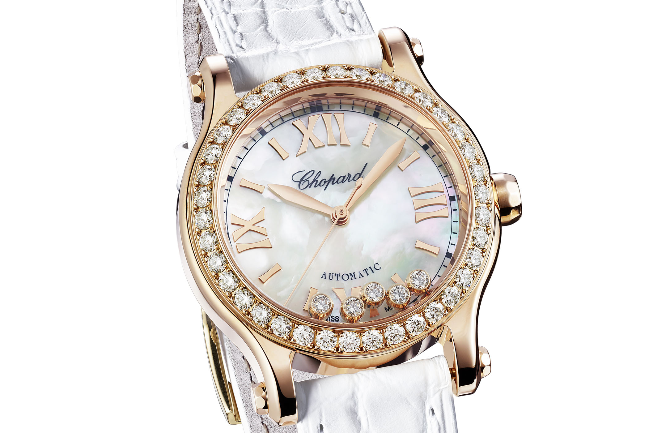 Chopard Happy Sport Manufacture Automatic 25th anniversary 6