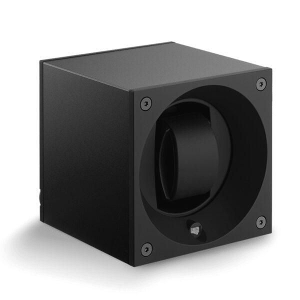 Caja de movimiento para 1 reloj - Masterbox Negra con logo Bauer