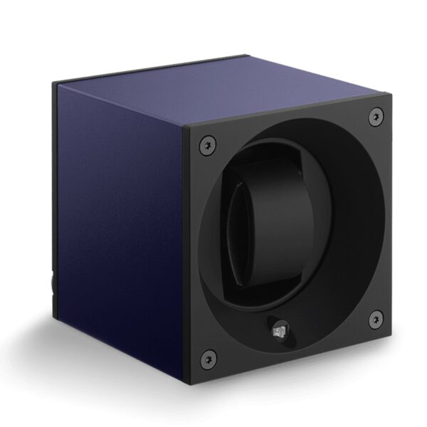 Caja de movimiento para 1 reloj - Masterbox Azul