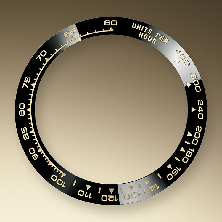 the tachymetric scale yellow gold 50979 2