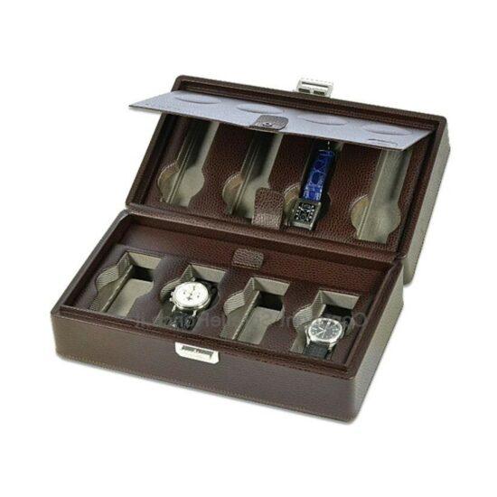 Caja para 8 relojes - 4+4 Oversize