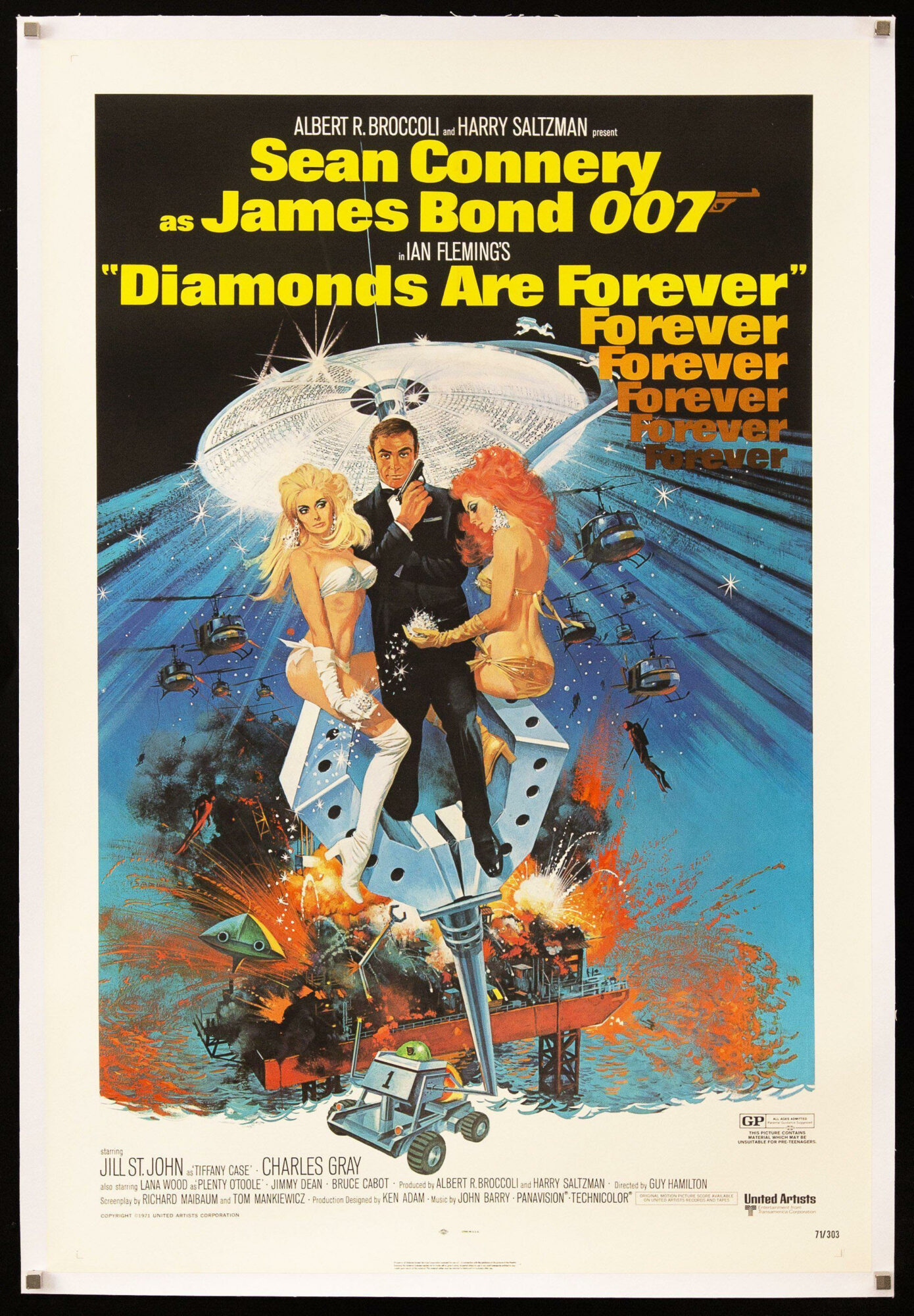 Diamonds are forever 3