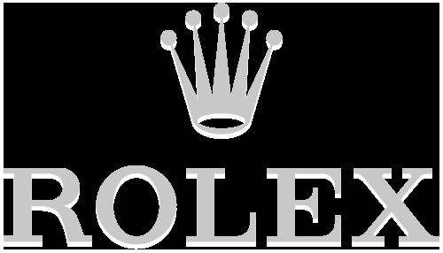 Rolex logo grey 500x286