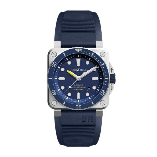 Reloj Bell&Ross BR 03-92 DIVER BLUE