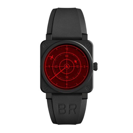 Reloj Bell&Ross BR 03-92 RED RADAR CERAMIC
