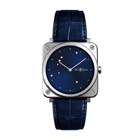 Reloj Bell&Ross BR S BLUE DIAMOND EAGLE